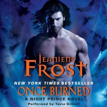 Once Burned: A Night Prince Novel, Jeaniene Frost