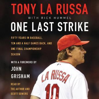 Download One Last Strike by Tony La Russa