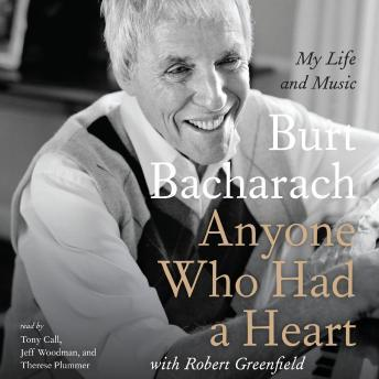 Anyone Who Had a Heart: My Life and Music, Burt Bacharach