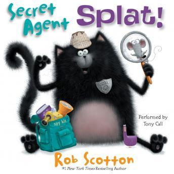 Secret Agent Splat!, Rob Scotton