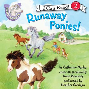 Download Pony Scouts: Runaway Ponies! by Catherine Hapka