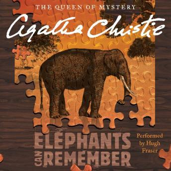 Elephants Can Remember: A Hercule Poirot Mystery, Agatha Christie