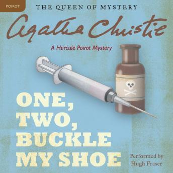 One, Two, Buckle My Shoe: A Hercule Poirot Mystery, Agatha Christie