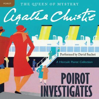 Poirot Investigates: A Hercule Poirot Collection, Agatha Christie