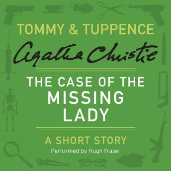 Case of the Missing Lady, Agatha Christie