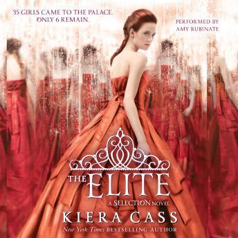 Download Elite by Kiera Cass