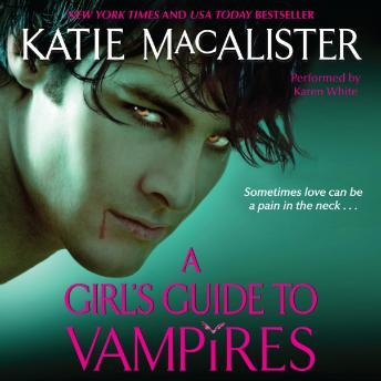 Girl's Guide to Vampires, Katie MacAlister