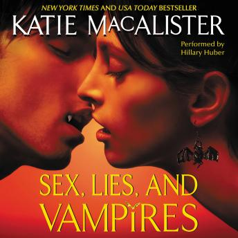 Sex, Lies, and Vampires, Katie MacAlister