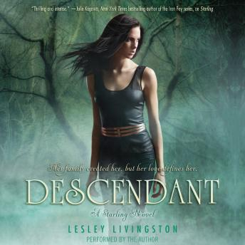Descendant, Lesley Livingston