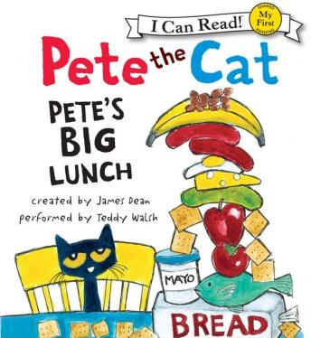 Download Pete the Cat: Pete's Big Lunch by James Dean