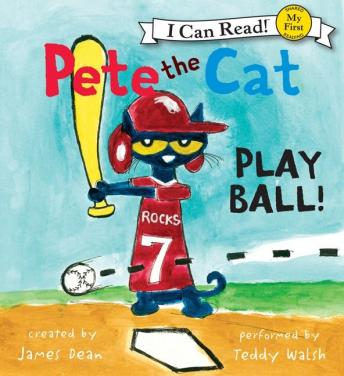 Pete the Cat: Play Ball!, James Dean