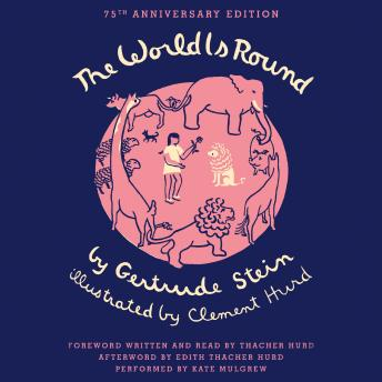 World Is Round, Thacher Hurd, Clement Hurd, Gertrude Stein