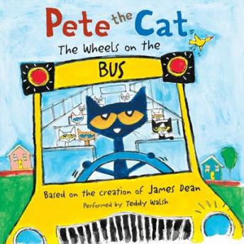 Pete the Cat: The Wheels on the Bus, James Dean