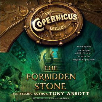 Copernicus Legacy: The Forbidden Stone, Tony Abbott