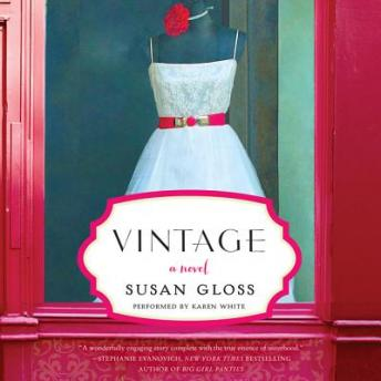 Vintage: A Novel, Susan Gloss