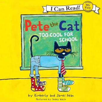Pete the Cat: Too Cool for School, James Dean