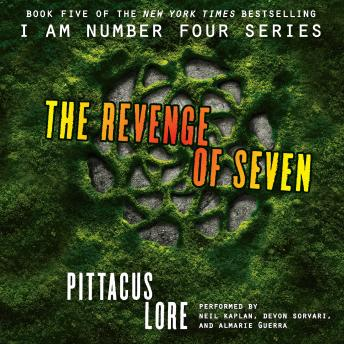 Revenge of Seven, Pittacus Lore