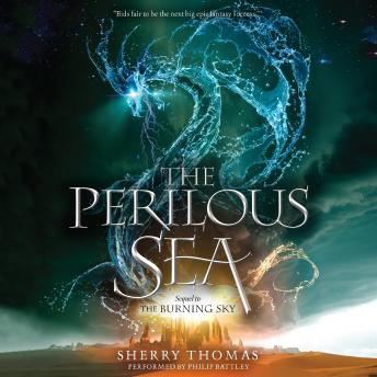Perilous Sea, Sherry Thomas