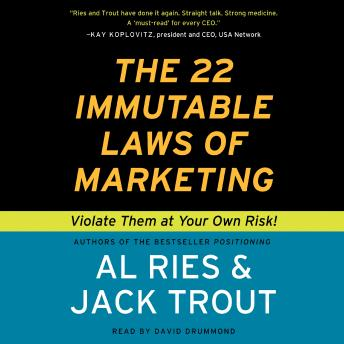 Download 22 Immutable Laws of Marketing by Jack Trout, Al Ries