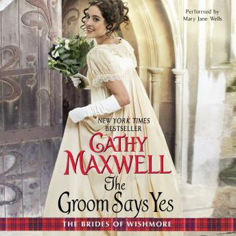 Groom Says Yes, Cathy Maxwell