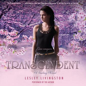 Transcendent, Lesley Livingston