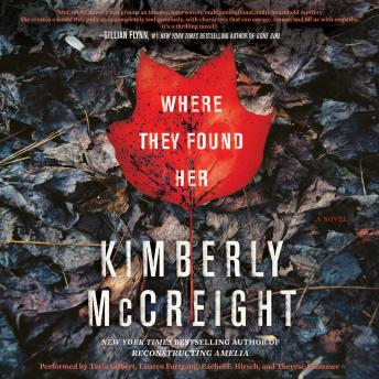 Where They Found Her: A Novel, Kimberly McCreight