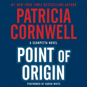Point of Origin, Patricia Cornwell