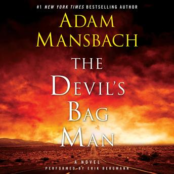 Devil's Bag Man: A Novel, Adam Mansbach