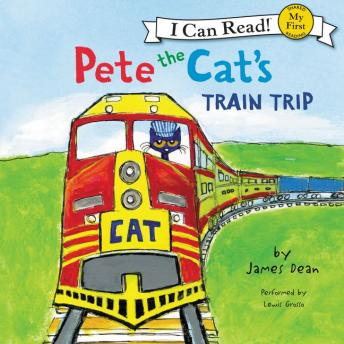 Pete the Cat's Train Trip, James Dean