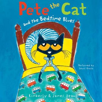 Pete the Cat and the Bedtime Blues, Kimberly Dean, James Dean