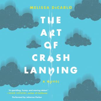 Art of Crash Landing: A Novel, Melissa DeCarlo