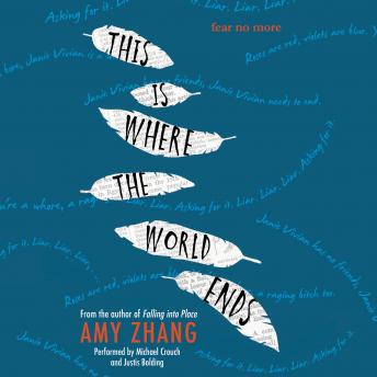 This Is Where the World Ends, Amy Zhang