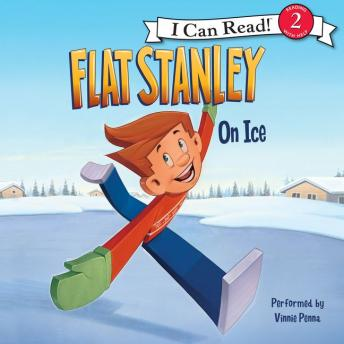 Flat Stanley: On Ice, Jeff Brown