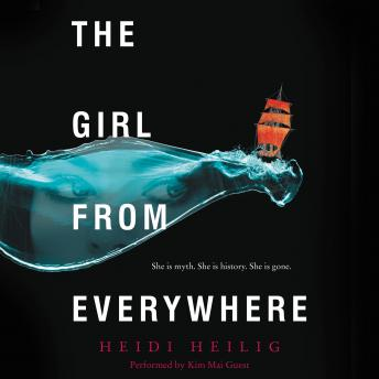 Girl from Everywhere, Heidi Heilig