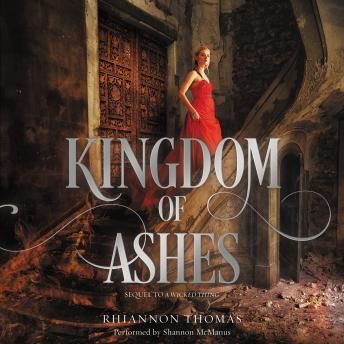 Download Kingdom of Ashes by Rhiannon Thomas