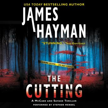 Cutting: A McCabe and Savage Thriller, James Hayman