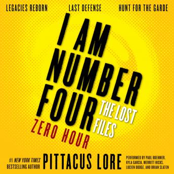 I Am Number Four: The Lost Files: Zero Hour, Pittacus Lore