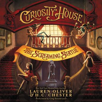 The Curiosity House: The Screaming Statue