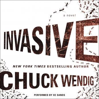 Download Invasive: A Novel by Chuck Wendig