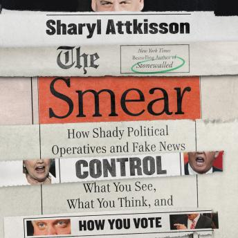 Download Smear: How Shady Political Operatives and Fake News Control What You See, What You Think, and How You Vote by Sharyl Attkisson