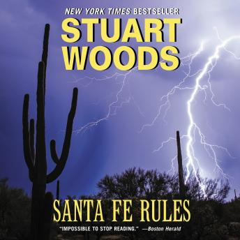 Santa Fe Rules, Audio book by Stuart Woods