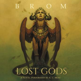 Download Lost Gods: A Novel by Brom