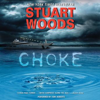 Choke: A Novel, Stuart Woods