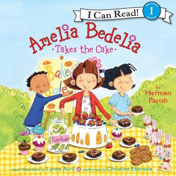 Download Amelia Bedelia Takes the Cake by Herman Parish