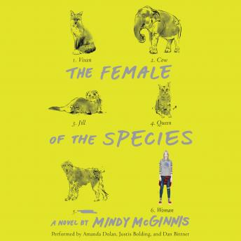 Female of the Species, Mindy McGinnis