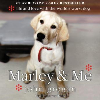 Download Marley & Me: Life and Love with the World's Worst Dog by John Grogan