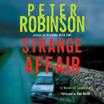 Strange Affair: A Novel of Suspense