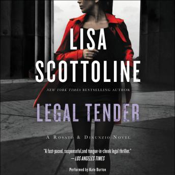 Legal Tender: A Rosato & Associates Novel