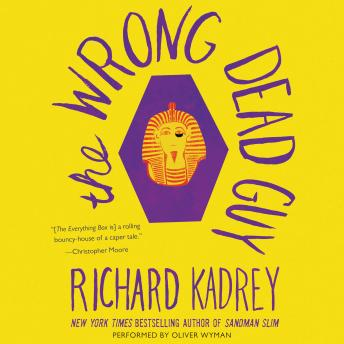 Wrong Dead Guy, Richard Kadrey