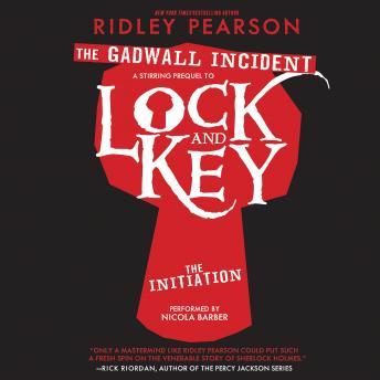 Lock and Key: The Gadwall Incident, Audio book by Ridley Pearson